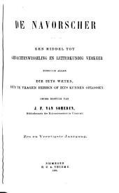 De navorscher-Nederlands archief voor genealogie en heraldiek, heemkunde en geschiedenis: Volume 46;Volume 1896