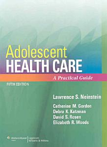 Adolescent Health Care PDF Book
