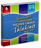 Strategies for Developing Higher-Order Thinking Skills