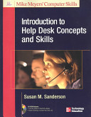 Introduction to Help Desk Concepts and Skills PDF