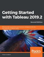 Getting Started with Tableau 2019 2 PDF