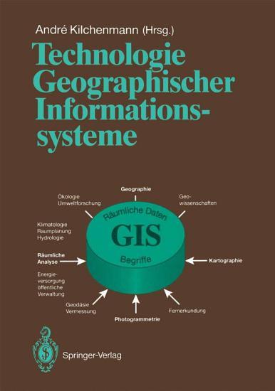 Technologie Geographischer Informationssysteme PDF