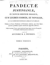 Pandectae Justinianeae: A libro XXX. ad XLI