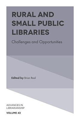 Rural and Small Public Libraries PDF