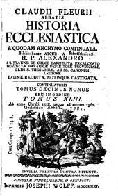 Historia Ecclesiastica: Ab anno Christi 1558. usque ad annum 1560. 43
