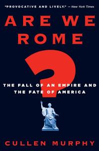 Are We Rome  Book