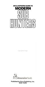 An Illustrated Guide to Modern Sub Hunters PDF