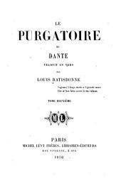 Le Purgatoire: Volume2