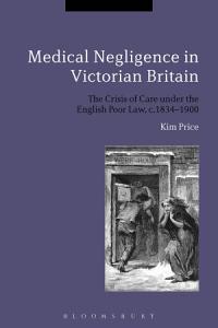 Medical Negligence in Victorian Britain PDF