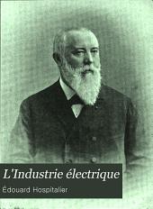 L'Industrie électrique: Numéro10