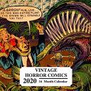Vintage Horror Comics 2020