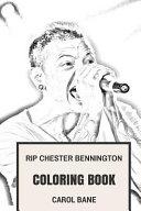 Rip Chester Bennington Coloring Book PDF