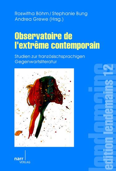 Observatoire de l extr  me contemporain PDF
