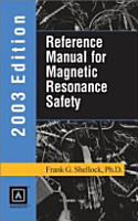 Reference Manual for Magnetic Resonance Safety 2003 PDF
