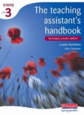 Teaching Assistant s Handbook PDF