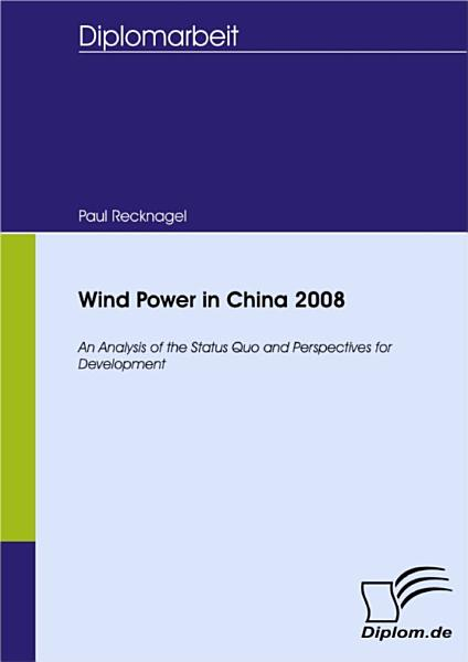 Wind Power in China 2008