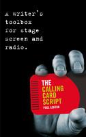 The Calling Card Script PDF