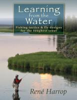 Learning from the Water PDF