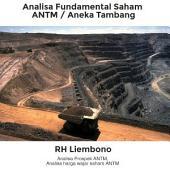 Analisis Fuundamental ANTM: Analisis Fuundamental harga wajar saham ANTM