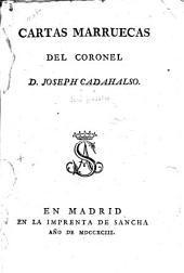 Cartas marruecas del coronel