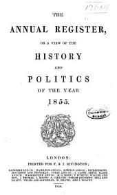 Annual Register: Volume 97