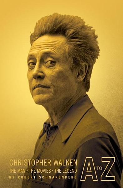 Download Christopher Walken A to Z Book