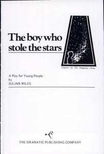 The Boy Who Stole the Stars Book