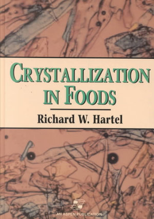 Crystallization in Foods