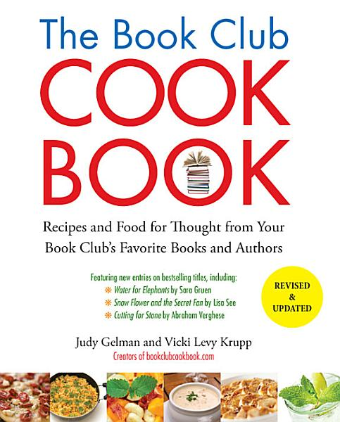 Download The Book Club Cookbook  Revised Edition Book