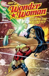 Wonder Woman (2006-) #19