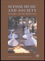 Sufism  Music and Society in Turkey and the Middle East PDF