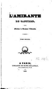 L'Amirante de Castille: Volume2