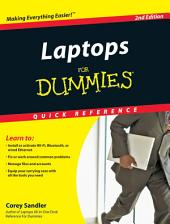Laptops For Dummies Quick Reference: Edition 2