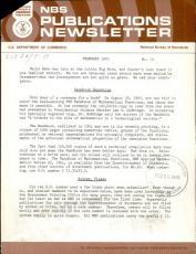NBS Publications Newsletter PDF