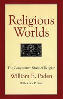 Religious Worlds PDF