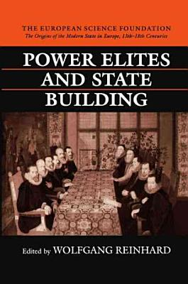 Power Elites and State Building PDF