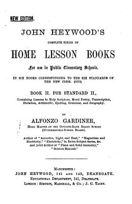 John Heywood s complete series of home lesson books  Code 1875 PDF