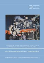 Scholarly Digital Editions as Interfaces