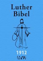 Luther Bibel 1912 PDF