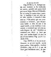 La Poetica de Aristoteles dada a nuestra lengua castellana por Don Alonso Ordoñez das Seijas y Tobar ...
