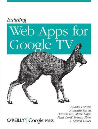 Building Web Apps for Google TV PDF