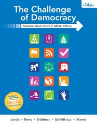 The Challenge Of Democracy American Government In Global Politics Book PDF