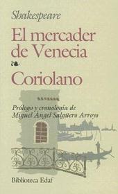 El mercader de Venecia, Coriolano