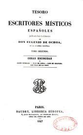 Tesoro de escritores misticos españoles. Tomo primero [-Tomo tercero]