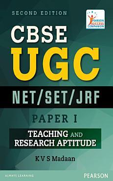 CBSE UGC NET   SET  JRF Paper I   Teaching and Research Aptitude PDF