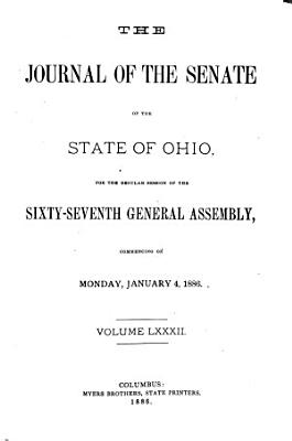 Journal of the Senate of the State of Ohio PDF
