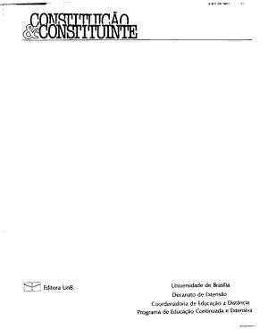 Constitui    o   constituinte PDF