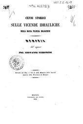 Cenni storici sulle vicende idrauliche della Bassa Pianura Bolognese