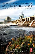 Energy, Sustainability and the Environment