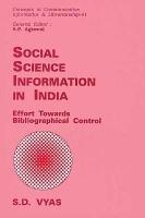 Social Science Information in India PDF